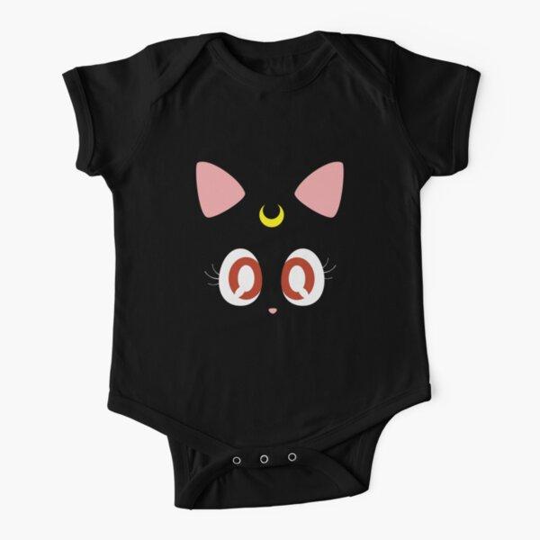 Luna Short Sleeve Baby One-Piece