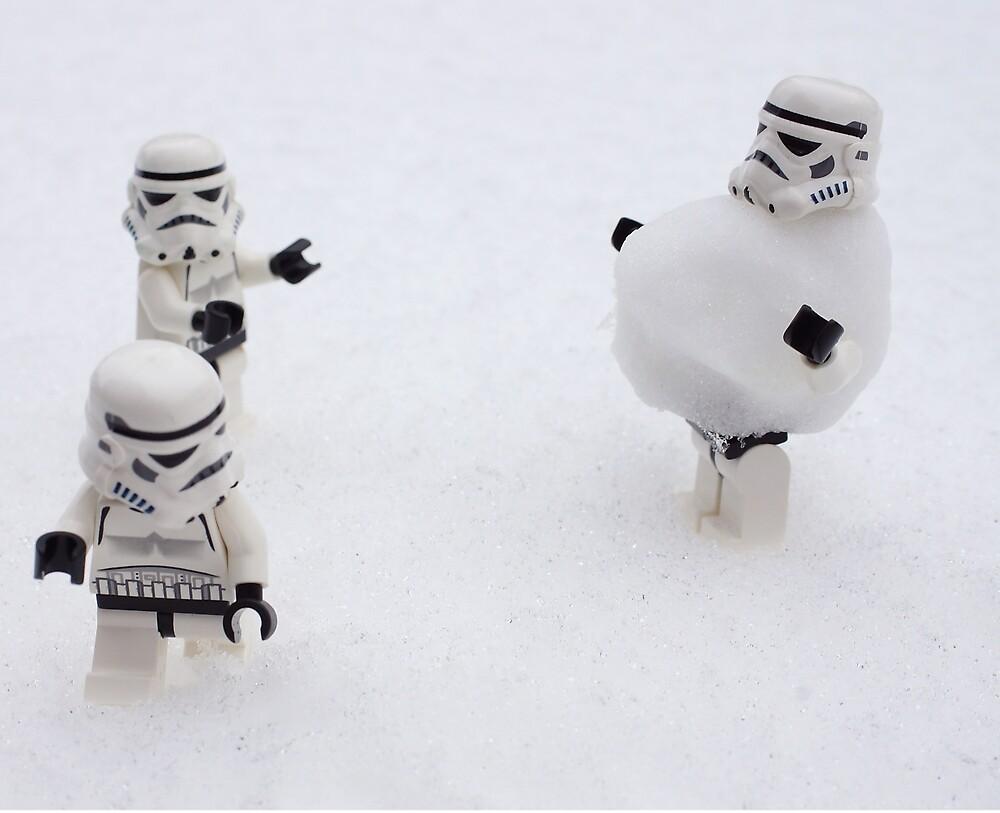 Snowtrooper by StuartSiviter