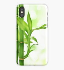 Bamboo Case iPhone Case
