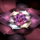 Purple Posey by wolfepaw