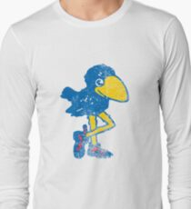 Vintage Jayhawk Long Sleeve T-Shirt