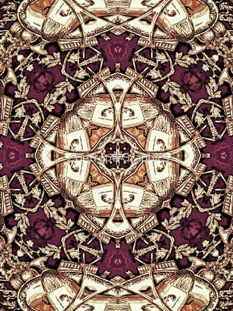 Krazy Kaleidoscope 1030 by CharmaineZoe