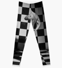 Moves of a pawn Leggings