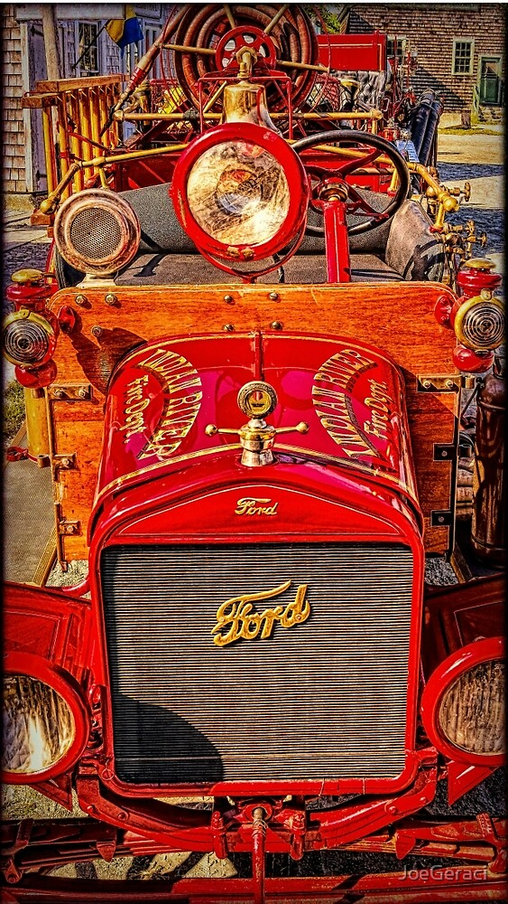 Firefighting Ford 2 by JoeGeraci