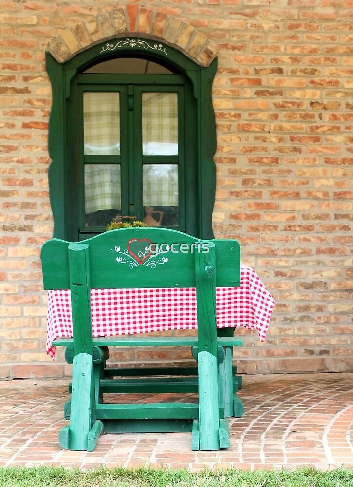old house vintage by goceris