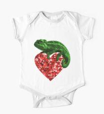 Chameleon Heart Kids Clothes
