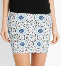 Kaleidoscopic Nature 2 Mini Skirt