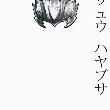 Ninja Gaiden - The Black Falcon by PJudge