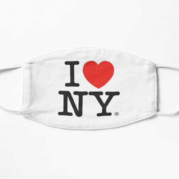 I LOVE NY Flat Mask
