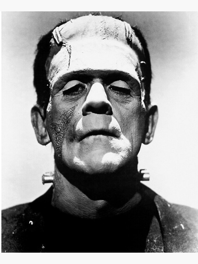 Classic Frankenstein by Slinky-Reebs