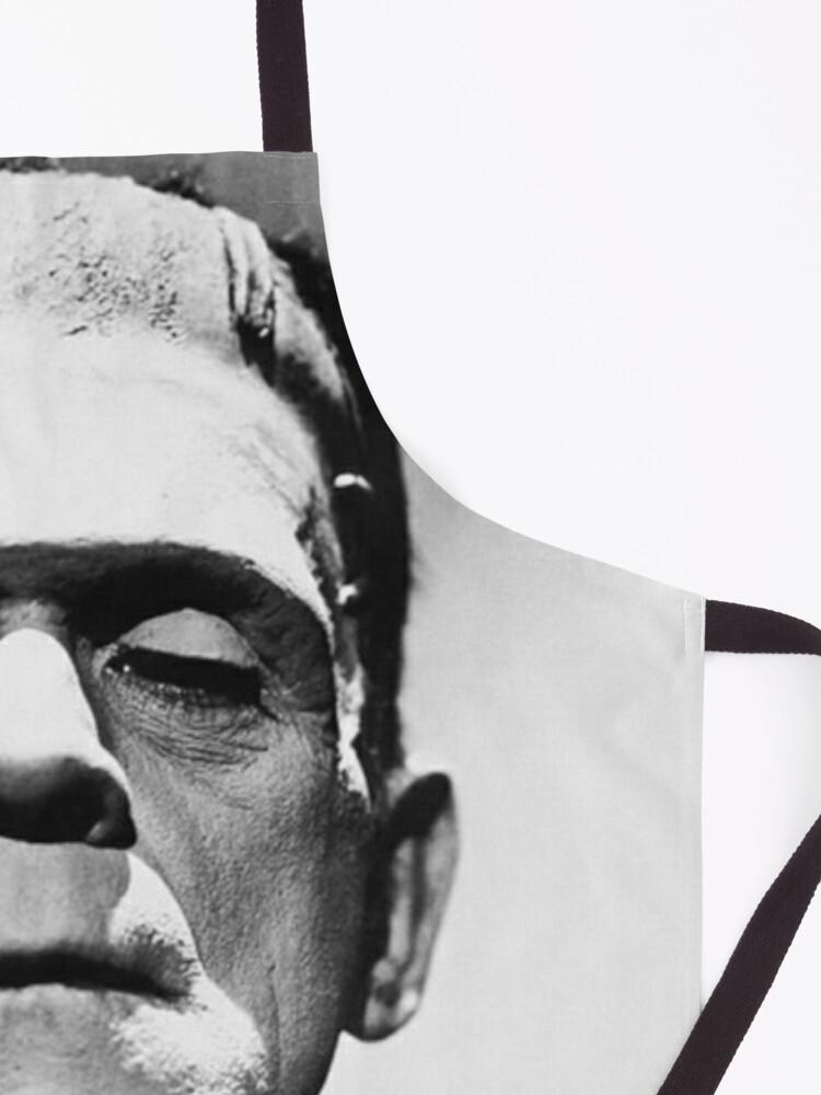 Alternate view of Classic Frankenstein Apron