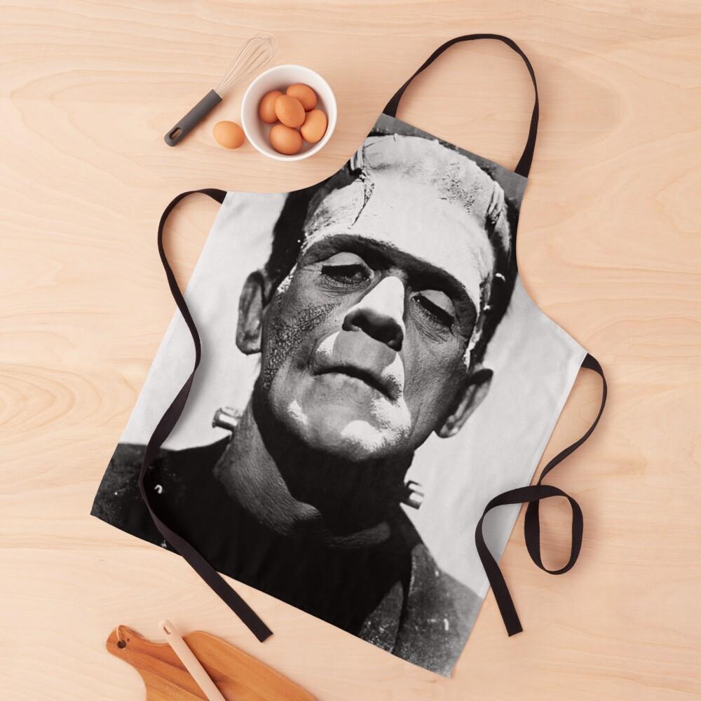 Classic Frankenstein Apron