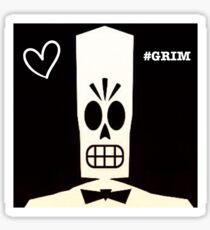 #GRIM Sticker