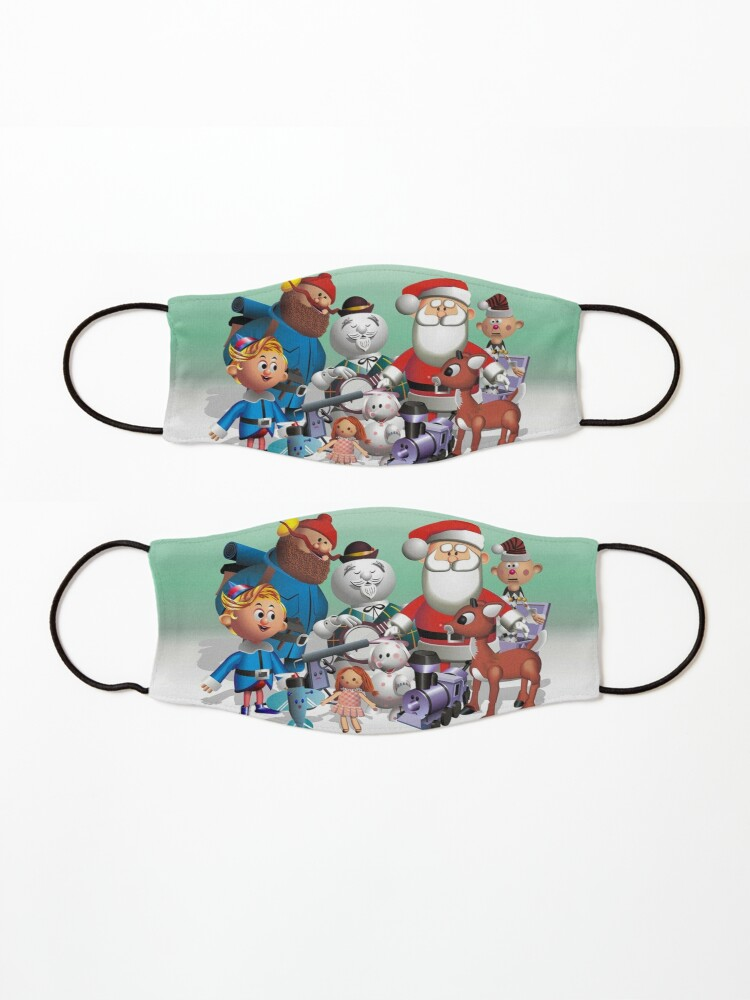 Alternate view of Holiday Fun Mask