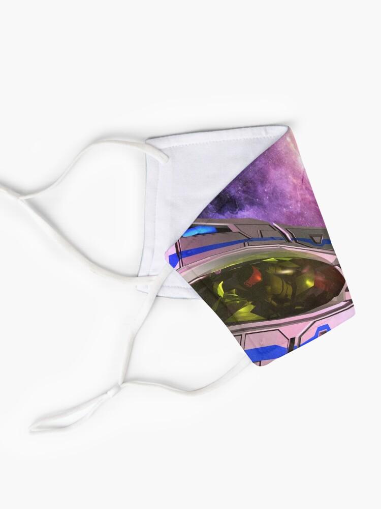 Alternate view of Sun Chaser Mask
