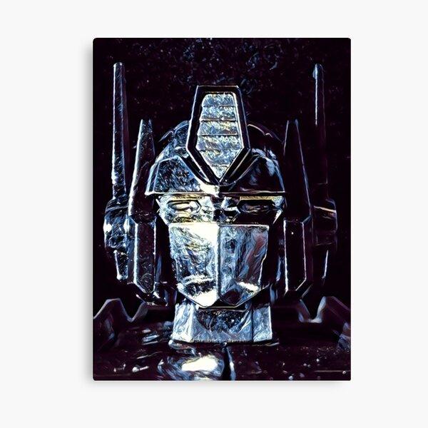 Transformers Optimus Prime Sleep Mode Canvas Print