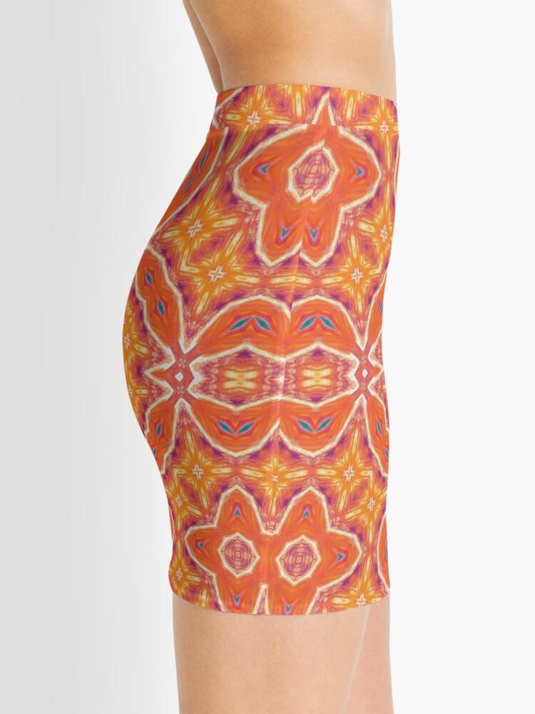 Alternate view of Orangeade Mini Skirt