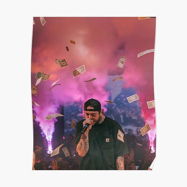 Post Money Malone Poster