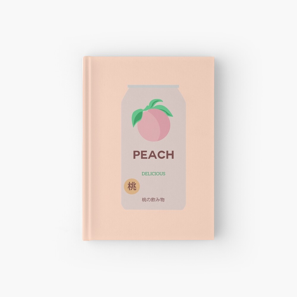 Peach Soft Drink Japanese Aesthetic Pastel Kawaii Spiral Notebook By Candymoondesign Redbubble There are already 38 enthralling, inspiring and awesome images tagged with japanese aesthetic. redbubble