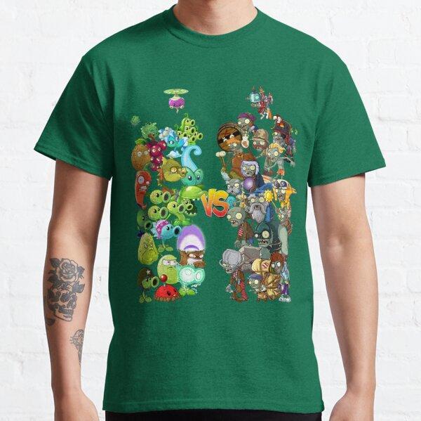 Plantas versus Zombies 2 Camiseta clásica