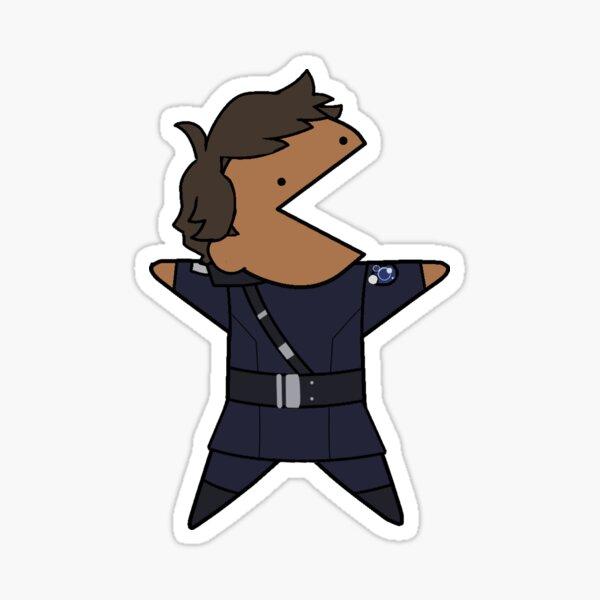 Smallest EDF Lieutenant   Sticker