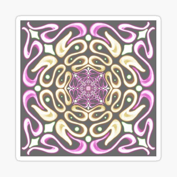 Internal Swirl Sticker