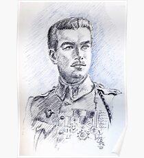 René Paul Fonck Poster