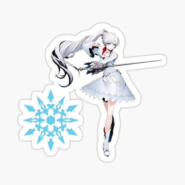 RWBY - Weiss Schnee Sticker