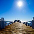 Beautiful Malibu Pier by Engagephotos23