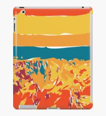 Alien Antarctic Mountainscape iPad Case/Skin