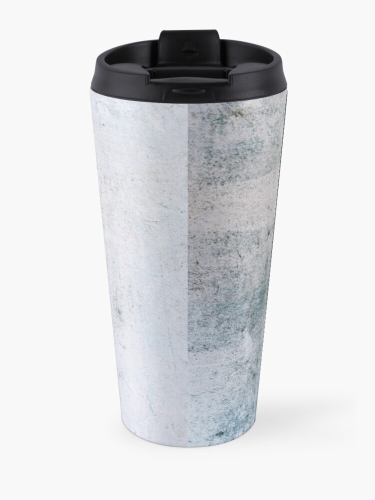 Alternate view of Twin Cacti in Teal Pot Travel Mug