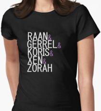 Quarian Admirals T-Shirt