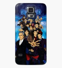 The 12 Doctors Case/Skin for Samsung Galaxy