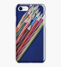 Coloured Pencil Phone Case iPhone Case/Skin