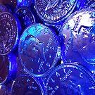 Blue Coin von LoreleiLuna