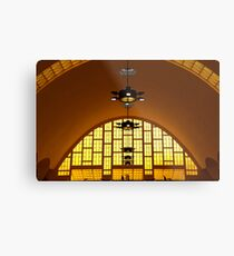 The Arch, Reims Market, Marne, France Metal Print
