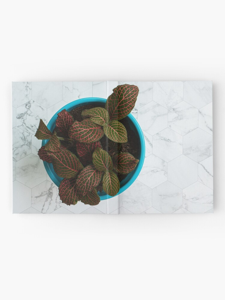 Alternate view of Nerve Plant Hardcover Journal