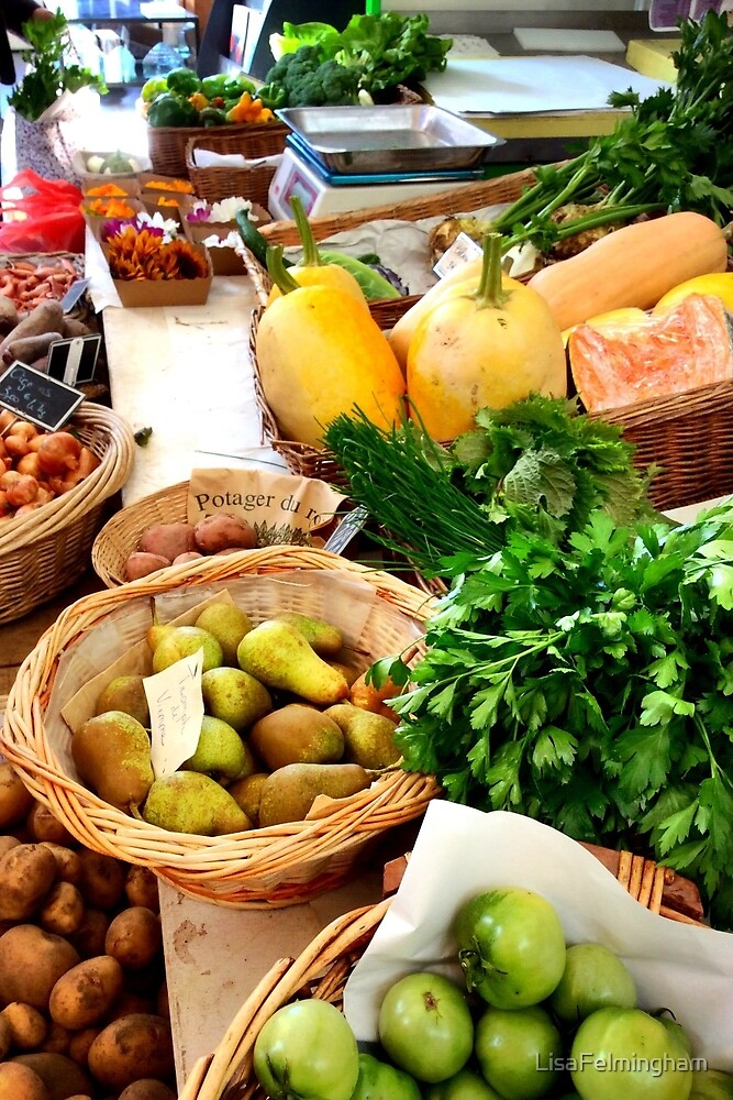 royal fruit and vegetables by LisaFelmingham