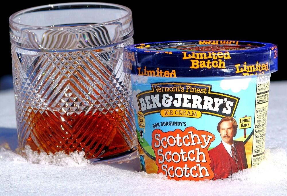 I Love Scotch by Theodore J.  Glendinning II