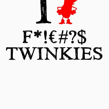 Loving Twinkies by Huertense