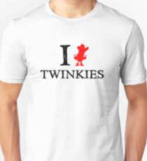 "Loving Twinkies ""Polite"" Unisex T-Shirt"