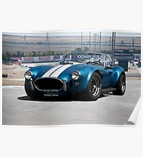 1966 Shelby Cobra 427 cu. in. Poster