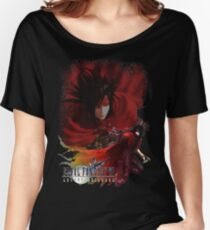 Vincent Valentine - Final Fantasy VII Advent Children Women's Relaxed Fit T-Shirt