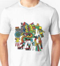 Camiseta unisex Ehecatl Quetzalocoatl