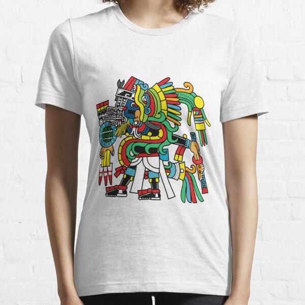 Ehecatl Quetzalocoatl Essential T-Shirt