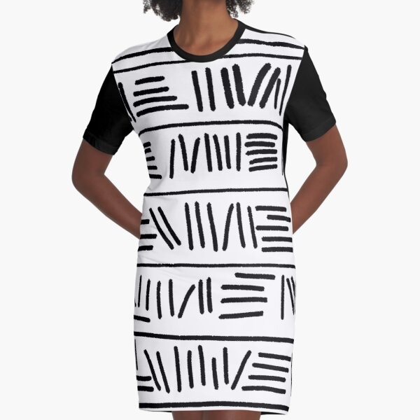 Rugged Bookshelves Bookish Design, bookworms, book lovers, gifts for book lovers Graphic T-Shirt Dress
