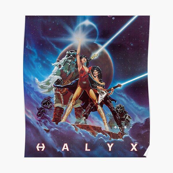 HALYX Poster