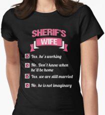 SHERIFF'S WIFE T-Shirt