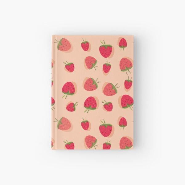 Strawberry Fields Hardcover Journal
