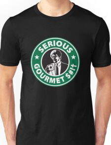 Some Serious Gourmet Coffee (clean) Unisex T-Shirt